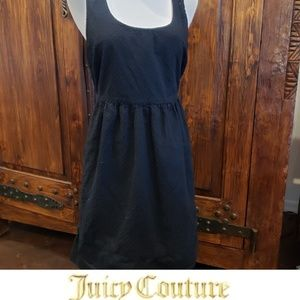 Juicy Couture cotton tailored dress